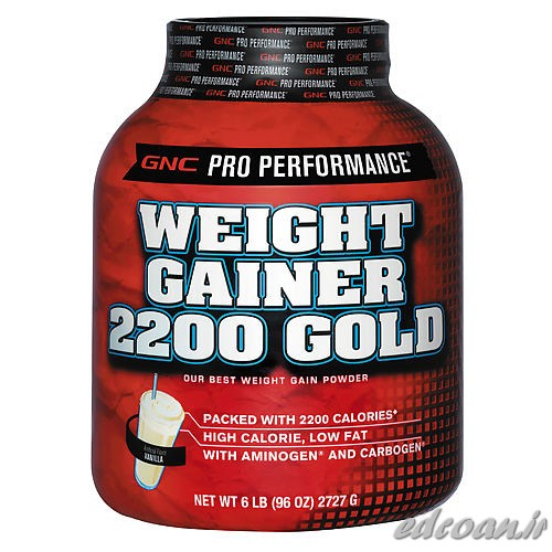 WeightGainer2200GoldChocolate6Lbs